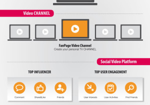 Videoliked Infographic