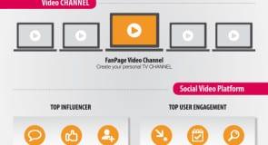 L'infografica di Videoliked