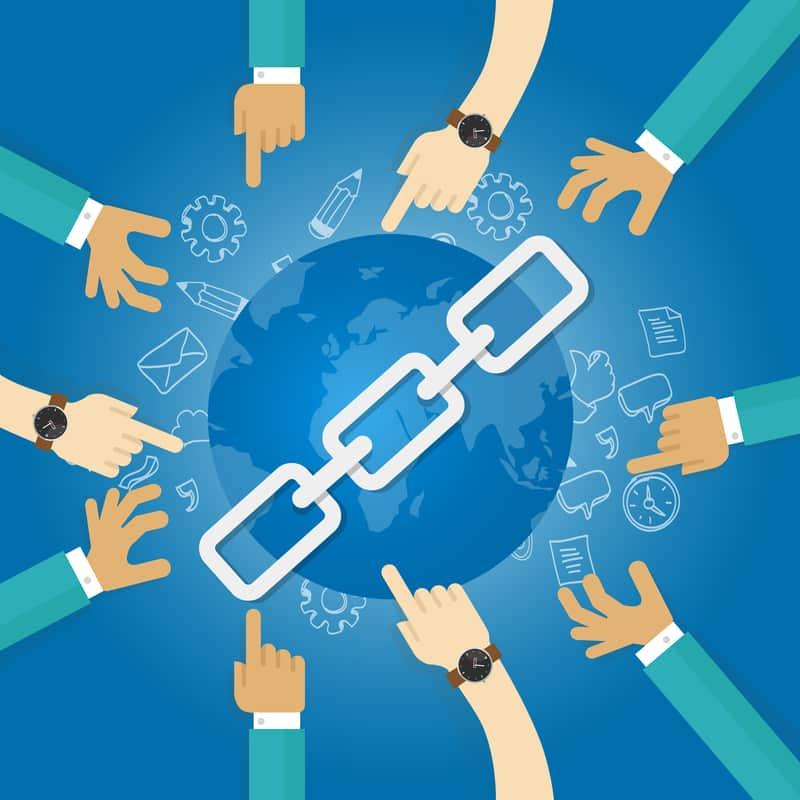link Building backlink