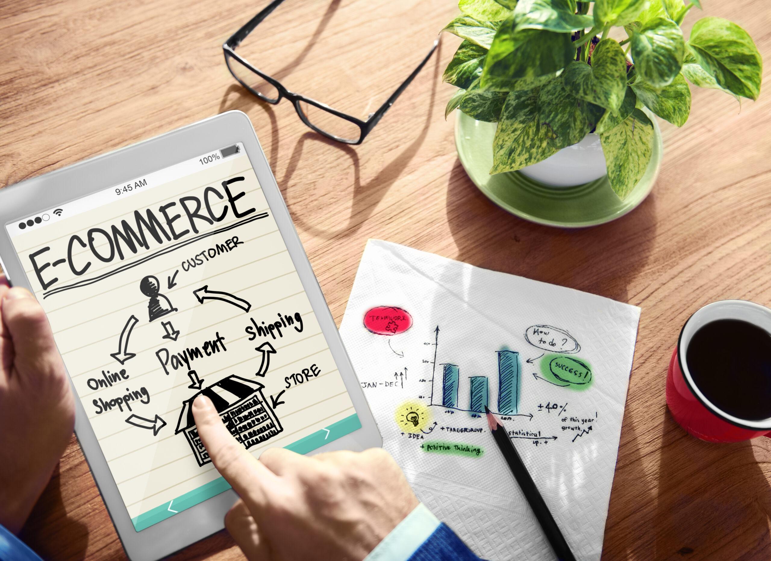 Ecommerce per negozi: regole per digitalizzare il tuo shop